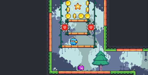 Screenshot 1: Bubble Tale - Bunny Quest