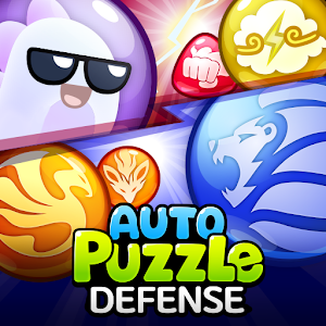 Icon: Auto Puzzle Defense : Ninja Block
