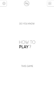 Screenshot 1: How to play? a puzzle game