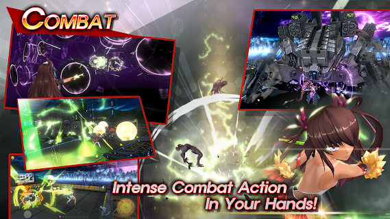 Screenshot 4: Action Taimanin | Global