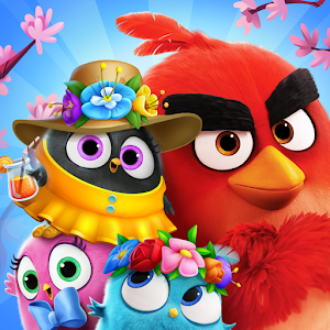Icon: Angry Birds Match