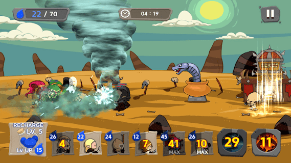 Screenshot 3: Royal Defense King