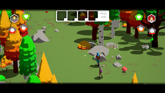 Screenshot 1: Overgrown