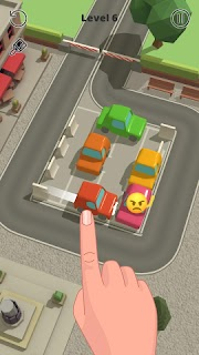 Screenshot 2: Parking Jam 3D