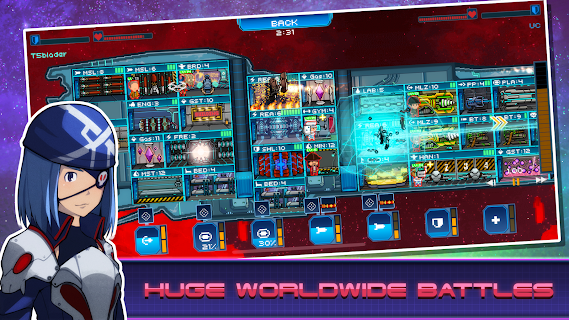 Screenshot 4: Pixel Starships™ : Hyperspace