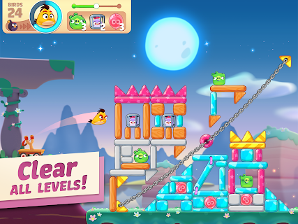 Screenshot 3: Angry Birds Journey