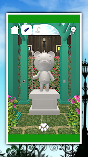Screenshot 4: WonderRoom Garden -Escape Game-