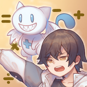 Icon: Tales of Phi: Math land Great Battle (Monster RPG)
