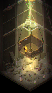 Screenshot 1: Very Little Nightmares