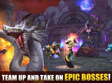Screenshot 4: Order & Chaos Online