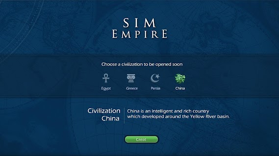 Screenshot 2: Sim Empire