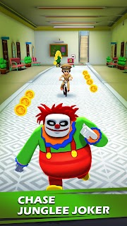 Screenshot 1: Little Singham Cycle Race