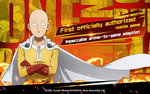 Screenshot 1: One Punch Man: The Strongest Man | SEA