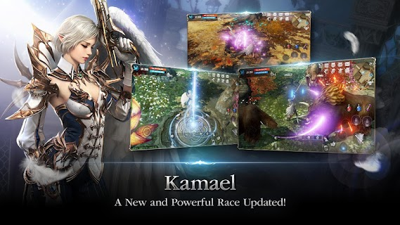 Screenshot 2: Lineage 2: Revolution | Globale