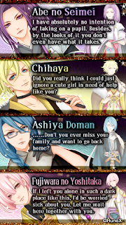 Screenshot 3: My Lovey : Choose your otome story