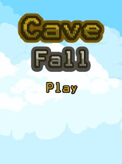 Screenshot 3: Cave Fall