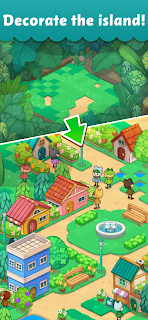 Screenshot 2: Pocket Island - Puzzle Game