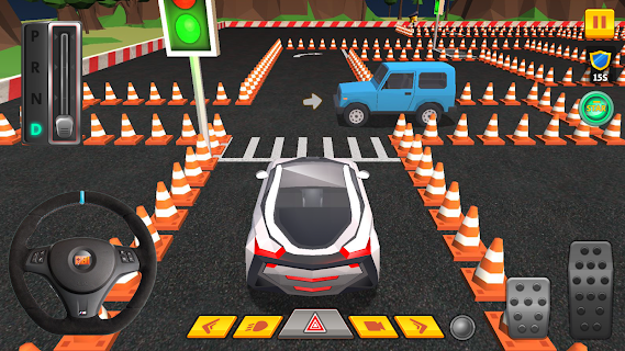 Screenshot 4: Car Parking 3D Pro