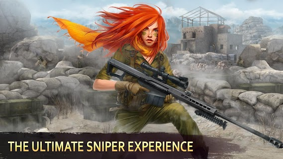 Screenshot 4: Sniper Arena: PvP Army Shooter