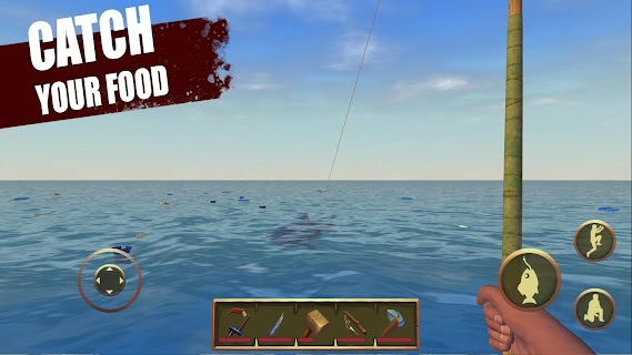 Screenshot 3: Last Day on Raft: Ocean Survival