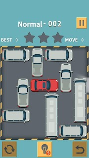 Screenshot 1: Escape Car