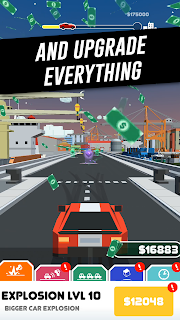 Screenshot 4: Car Crash!