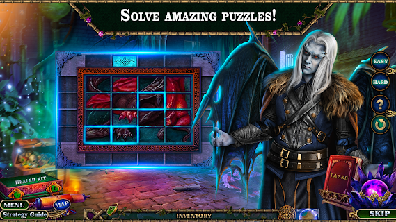 Screenshot 2: Hidden Objects Enchanted Kingdom 4 (Gratis)