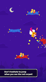 Screenshot 2: Magic Carpet Sally