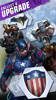 Screenshot 2: Marvel Puzzle Quest