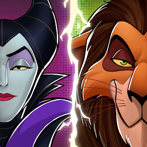 Icon: Disney Heroes: Battle Mode