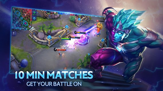 Screenshot 3: Mobile Legends: Bang Bang