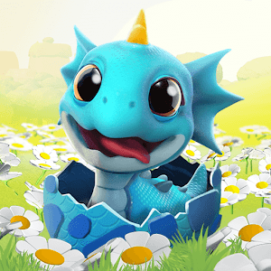 Icon: Dragon Mania Legends - Simulateur de Dragons