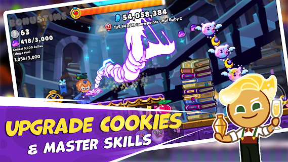Screenshot 4: Cookie Run: OvenBreak