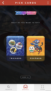 Screenshot 2: Pokémon TCG Card Dex