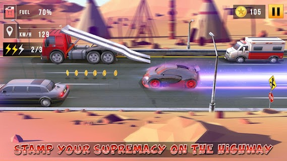 Screenshot 4: Mini Car Race Legends