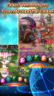 Screenshot 2: Unison League | Global