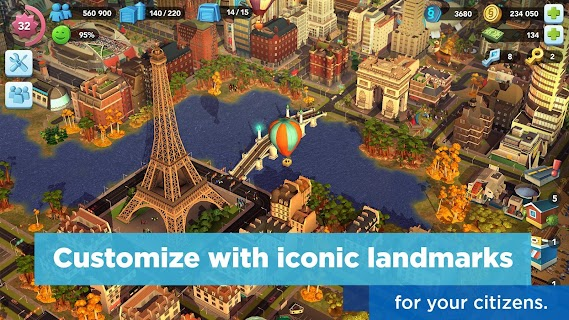 Screenshot 2: SimCity BuildIt