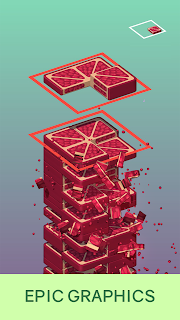 Screenshot 4: Juicy Stack - 3D Tile Puzzlе