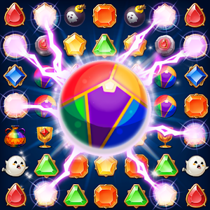 Icon: The Coma: Jewel Match 3 Puzzle