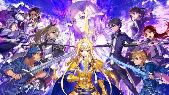 Screenshot 1: Sword Art Online Alicization Rising Steel | Global