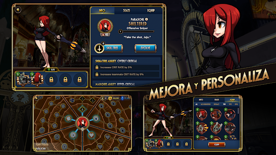 Screenshot 4: Skullgirls