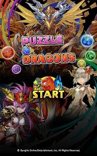 Screenshot 1: 龍族拼圖 (Puzzle & Dragons) | 韓文版