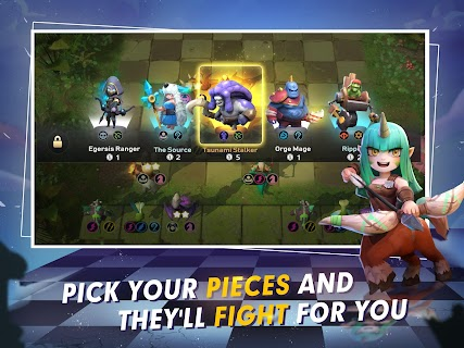 Screenshot 3: Auto Chess | English