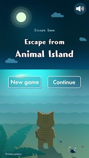 Screenshot 1: Escape Game:Escape from Animal Island