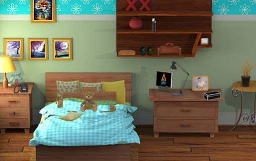 Screenshot 3: Rooms In The House Escape