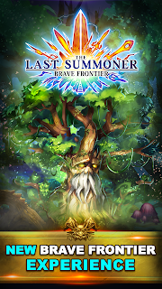 Screenshot 1: Brave Frontier: The Last Summoner