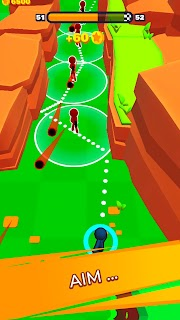 Screenshot 2: Stickman Dash