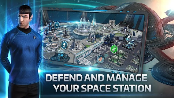 Screenshot 3: Star Trek™ Fleet Command