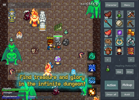 Screenshot 4: Mystera Legacy - MMORPG Sandbox
