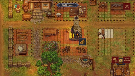 Screenshot 1: Graveyard Keeper